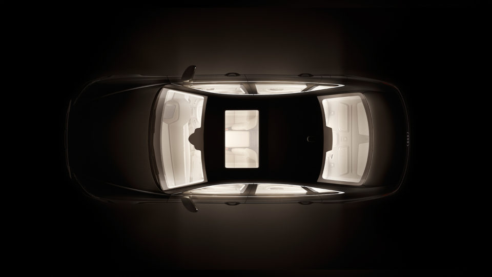 NEW WORK: Audi A8 - It's what's inside