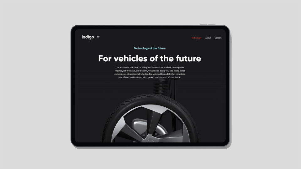 Building the future of mobility