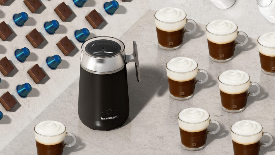 Nespresso Endless Recipes Campaign