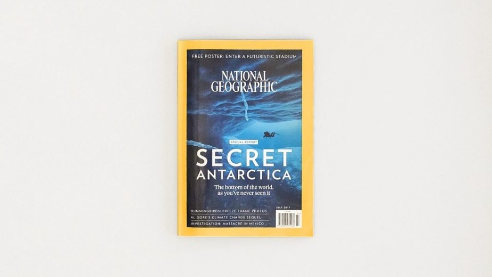NEW WORK: National Geographic