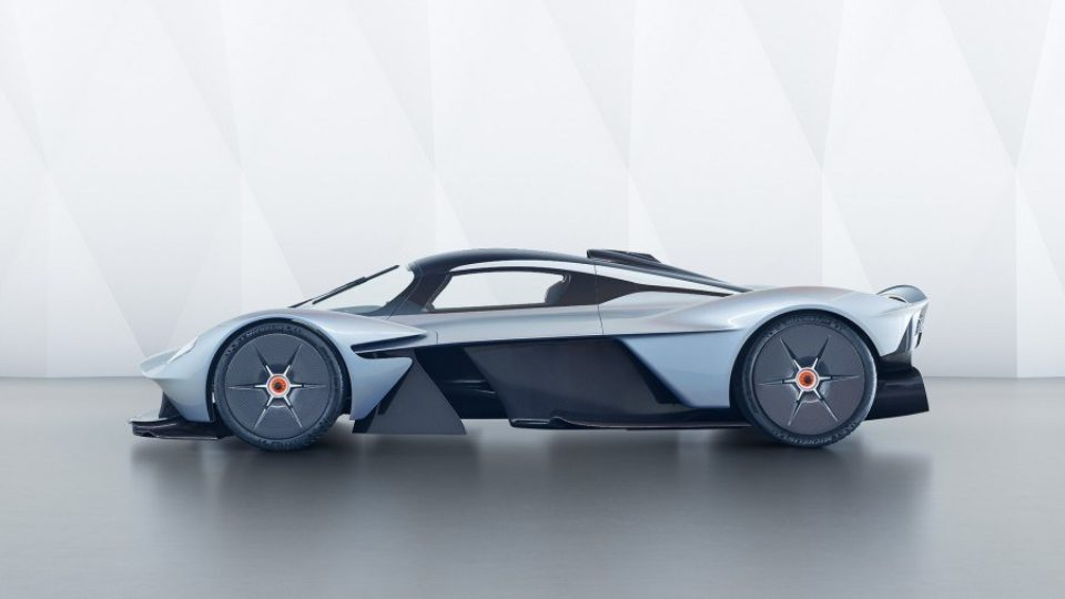 NEW WORK: Aston Martin Valkyrie