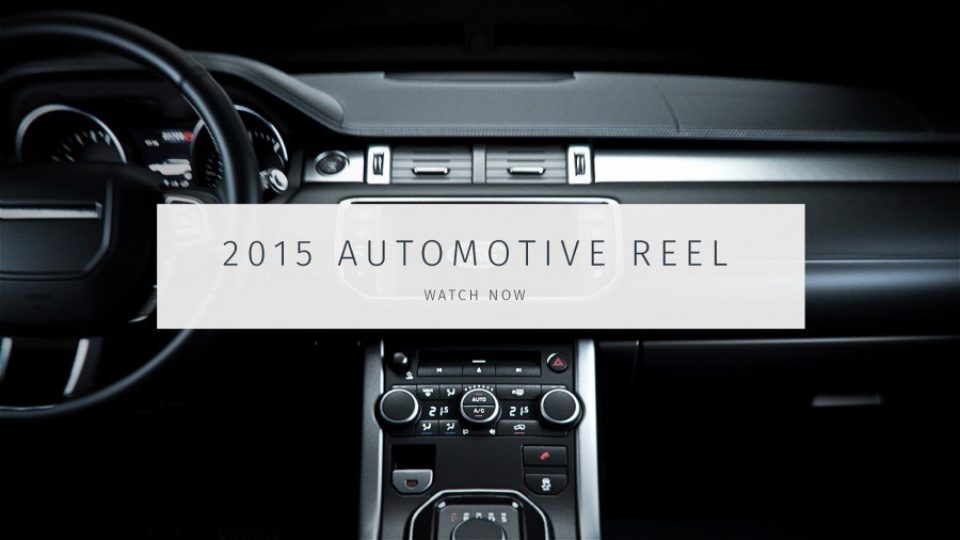 2015 Automotive Reel