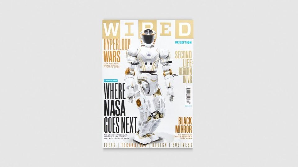 NEW WORK: NASA & Benedict Redgrove