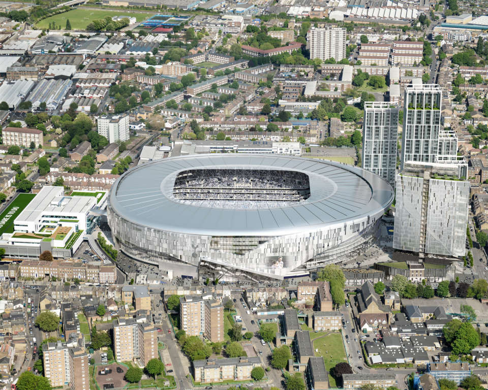 A New Home for Spurs