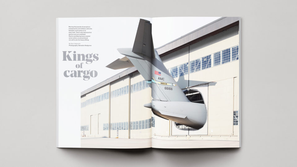 NEW WORK: Kings of Cargo
