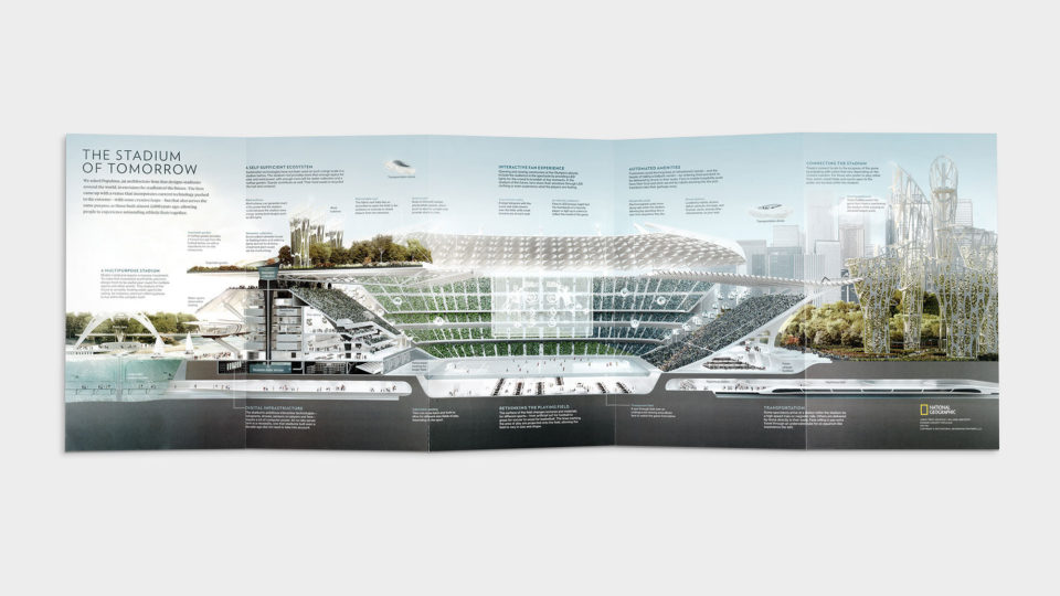 The Stadium of Tomorrow