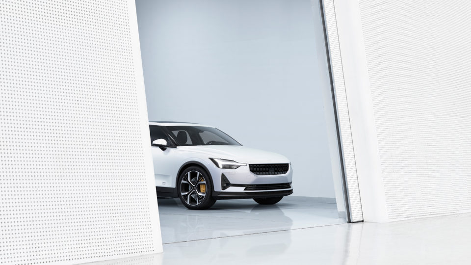 Polestar 2 Launch Imagery